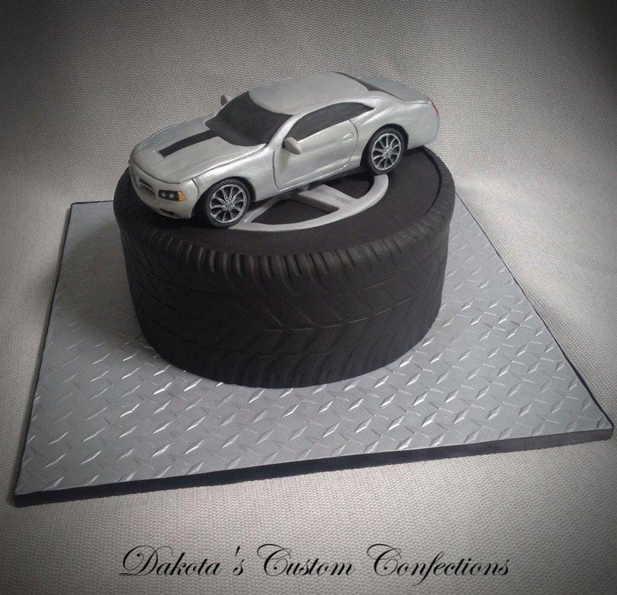 Mini Car Birthday Cake Recipe