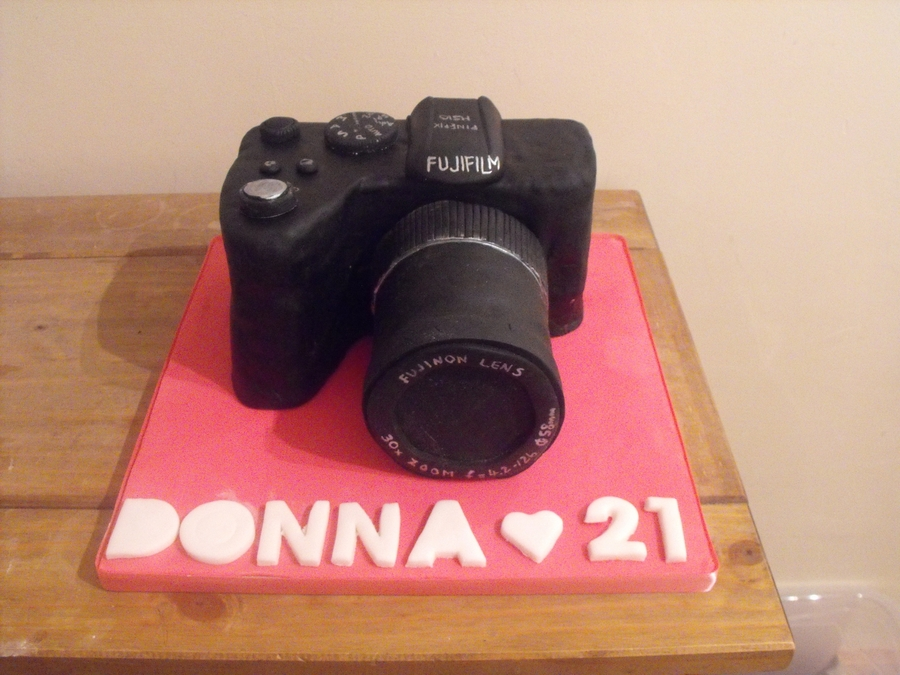 Fujifilm Finepix Hs10 on Cake Central
