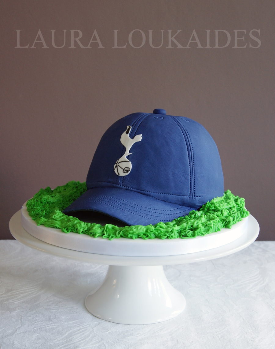 Tottenham Hotspur Hat Cake on Cake Central