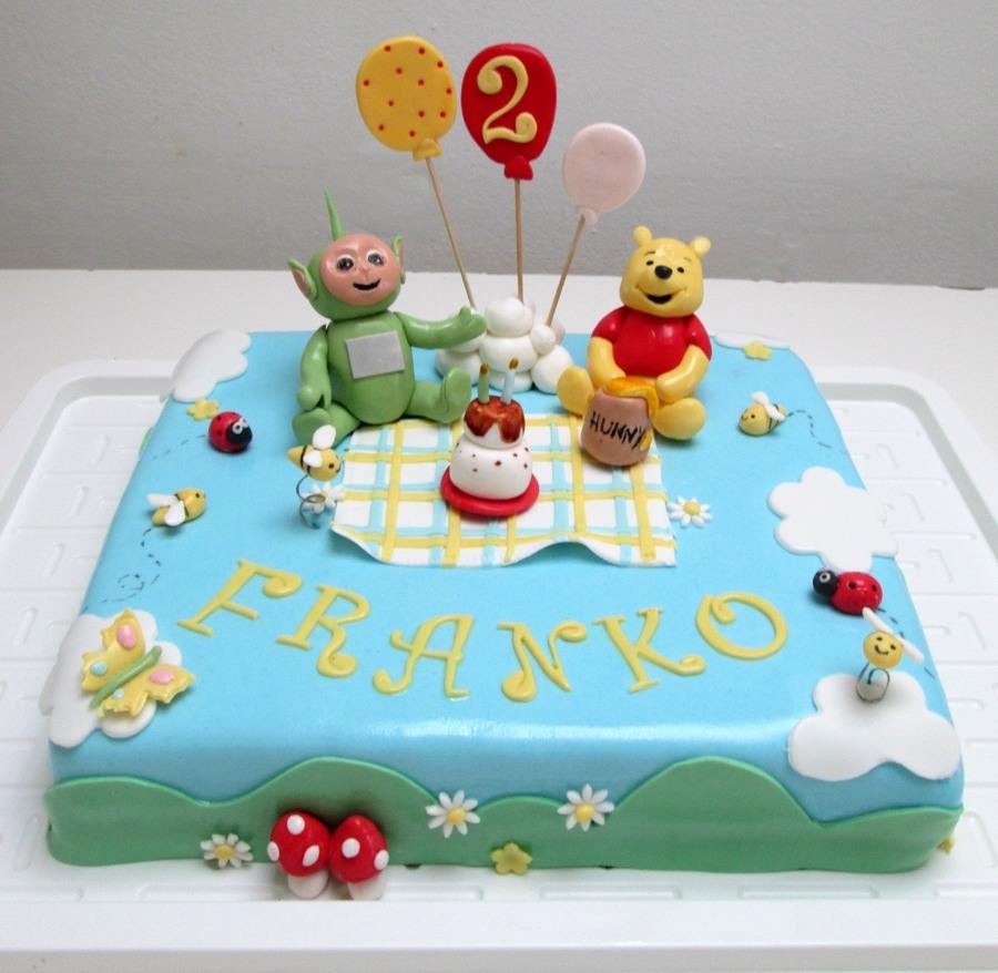 Winnie The Pooh Birthday Cake Recipe