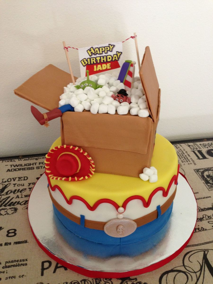 Toy Story Cake For Jade on Cake Central