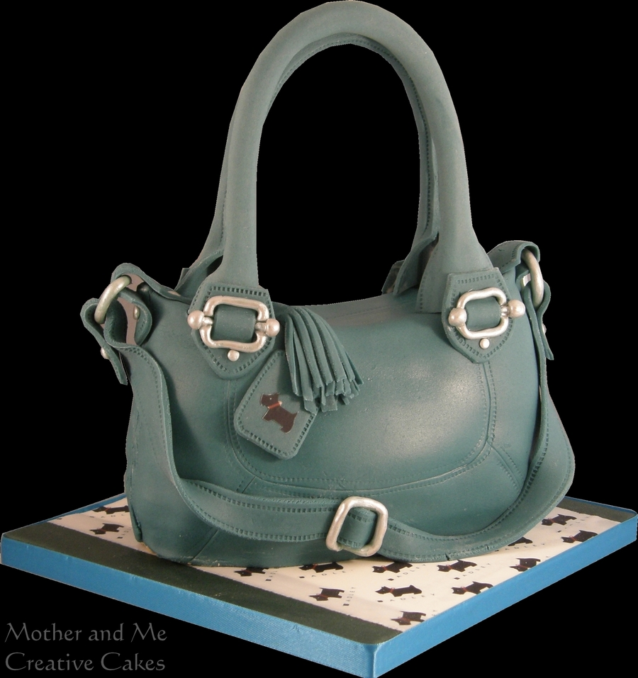 Radley Bag on Cake Central