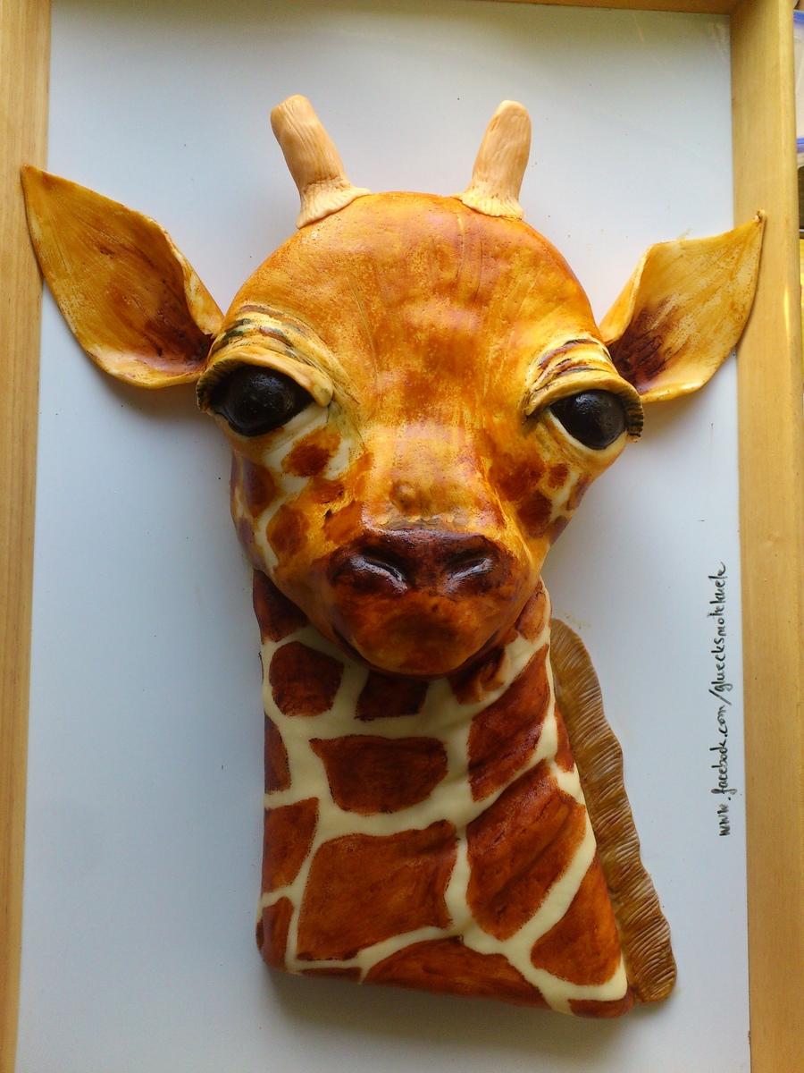 Giraffe Cake Cakecentral Com