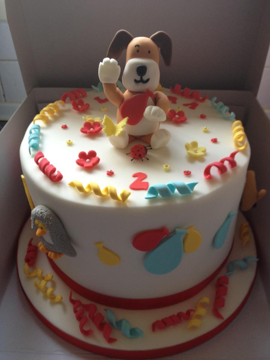 Where To Get Dog Birthday Cake