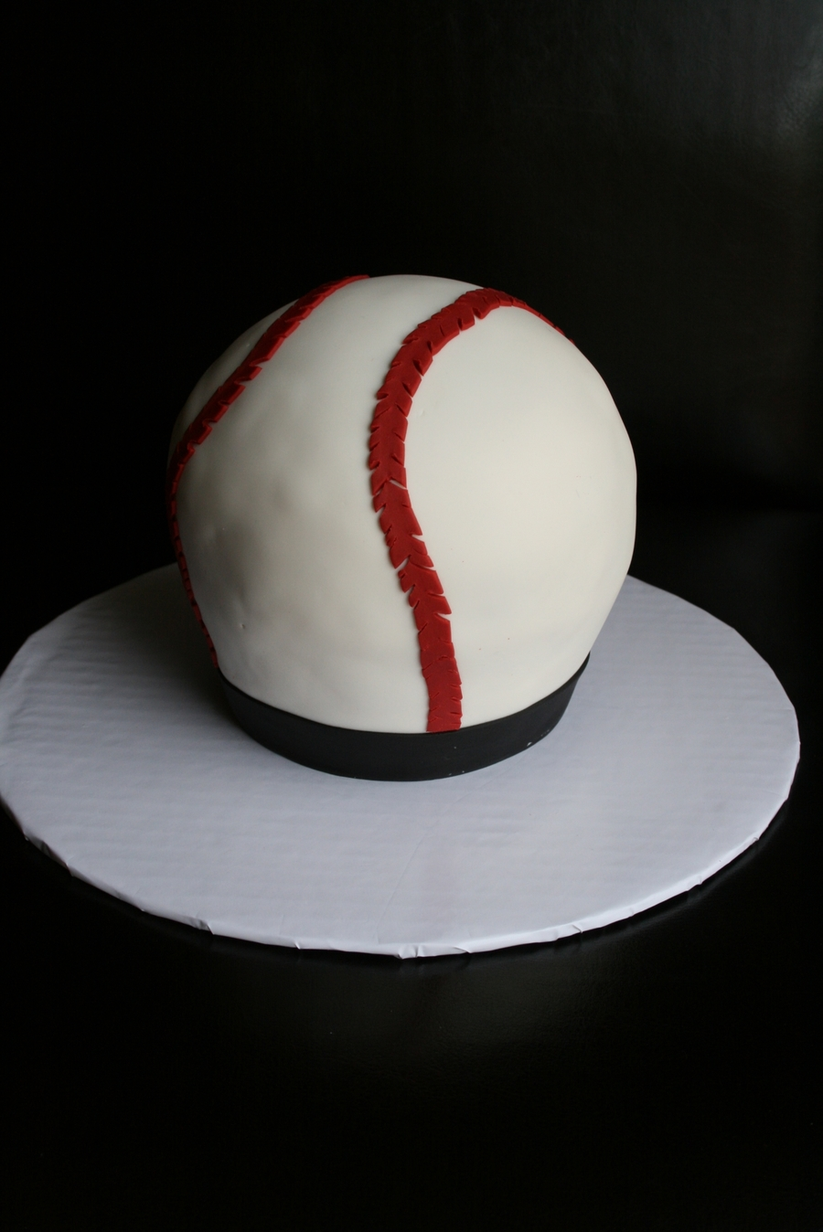 Softball / Baseball Cake on Cake Central