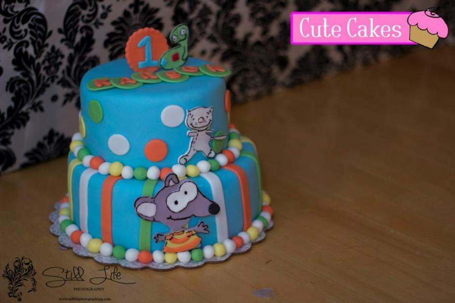 Toopy And Binoo on Cake Central