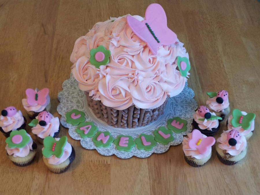 Spring Themed on Cake Central