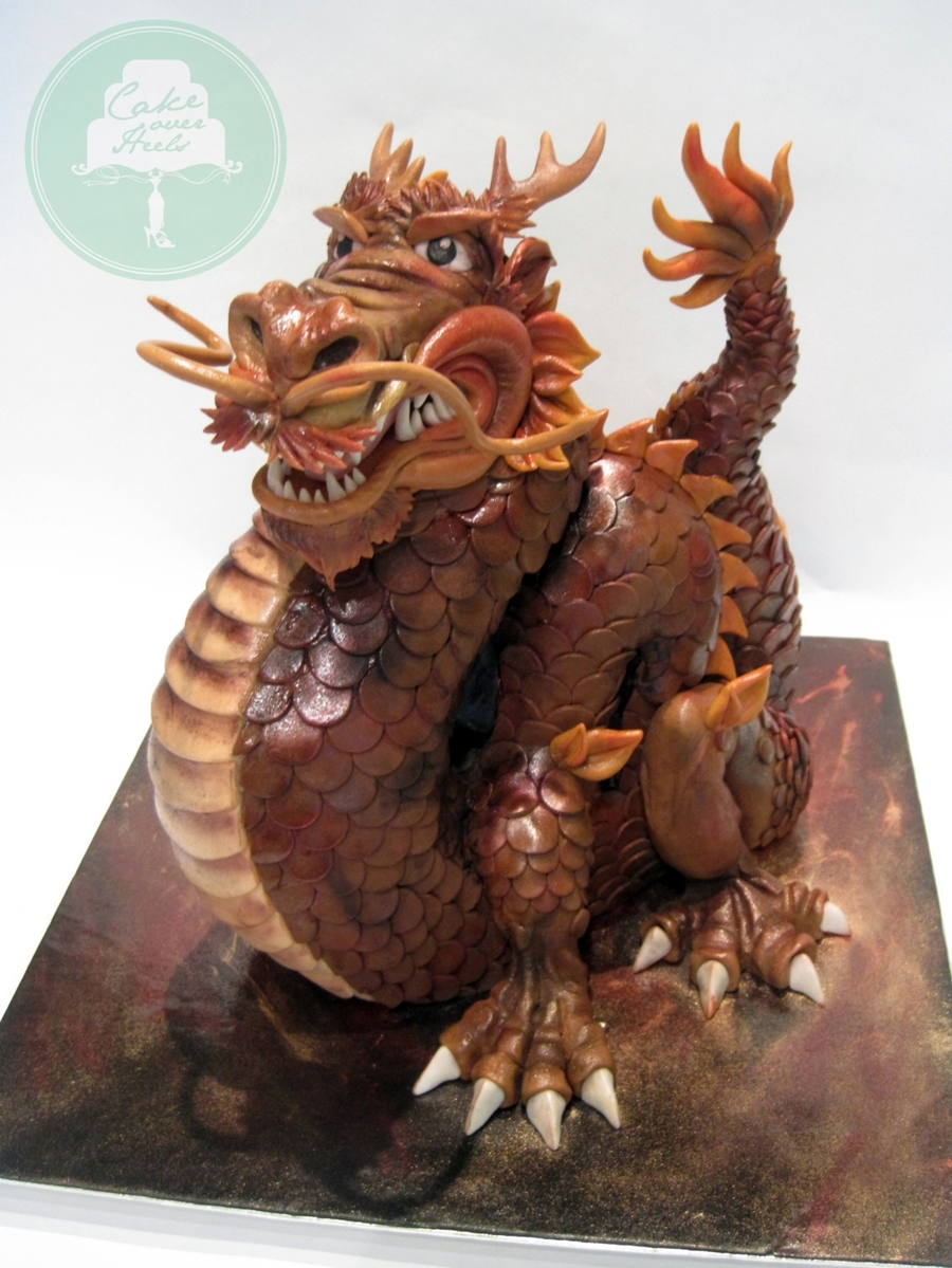 The Dragon King Cakecentral Com