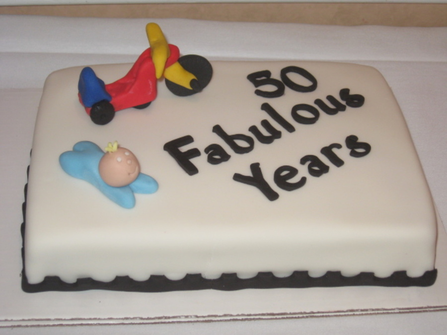 50th Birthday Cakes Cakecentral Com