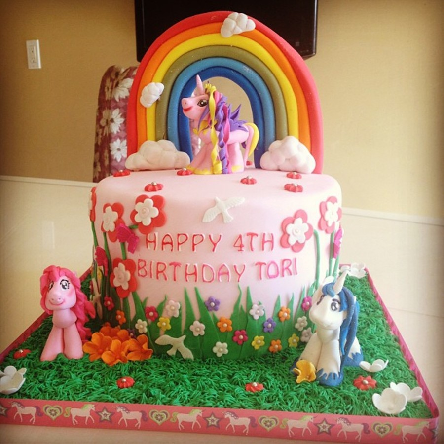 Little Pony Cake on Cake Central