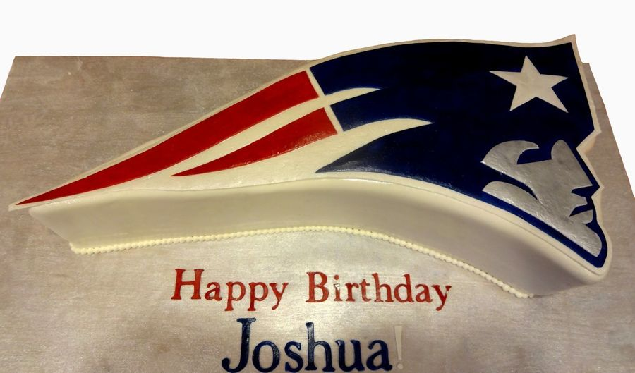 New England Patriots Birthday Cake Cakecentral