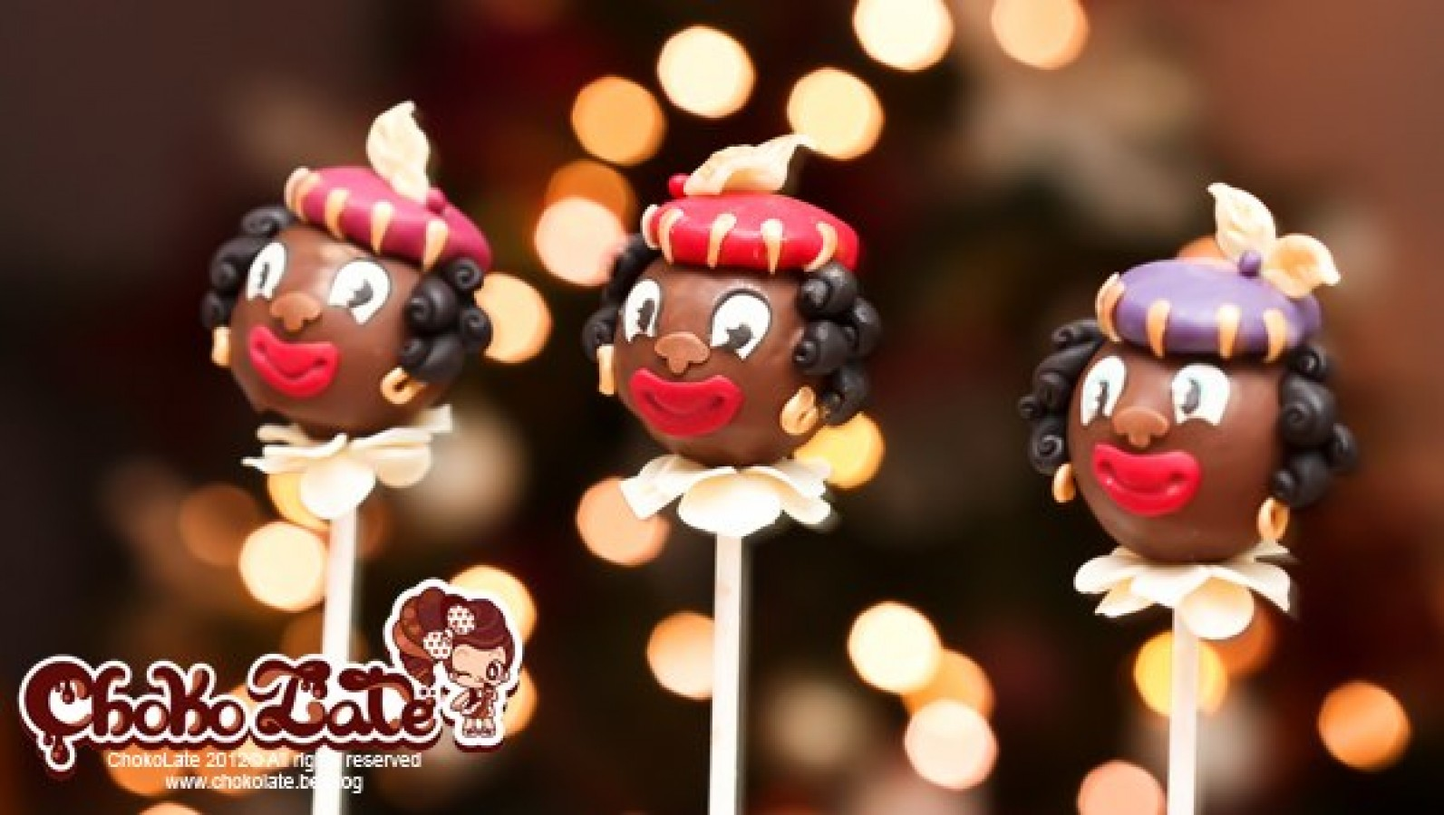 Pietjes Cake Pops on Cake Central