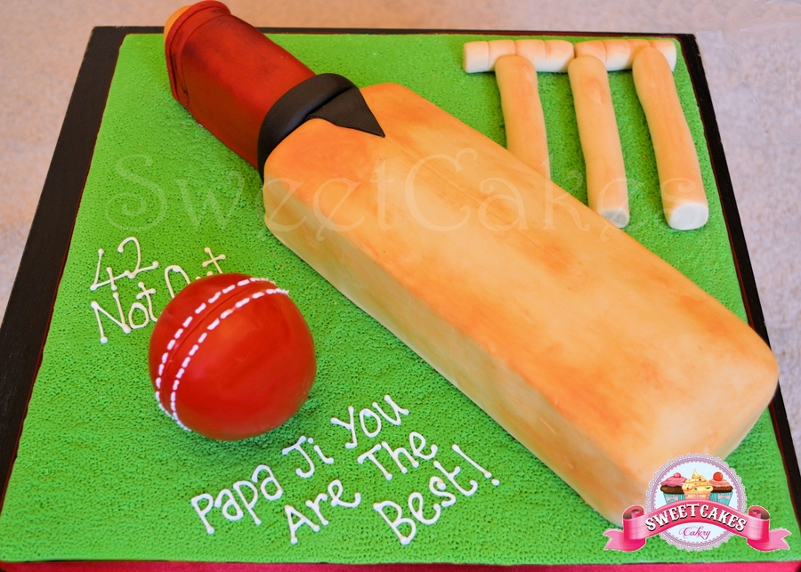 Cricket Cake on Cake Central