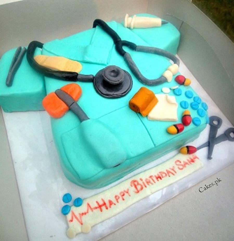 Doctor Theme Cake Cakecentral Com