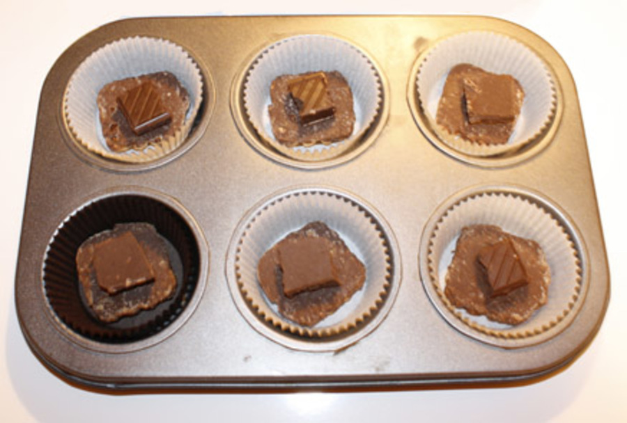 Chocolot Cupcakes - In The Begining :) on Cake Central