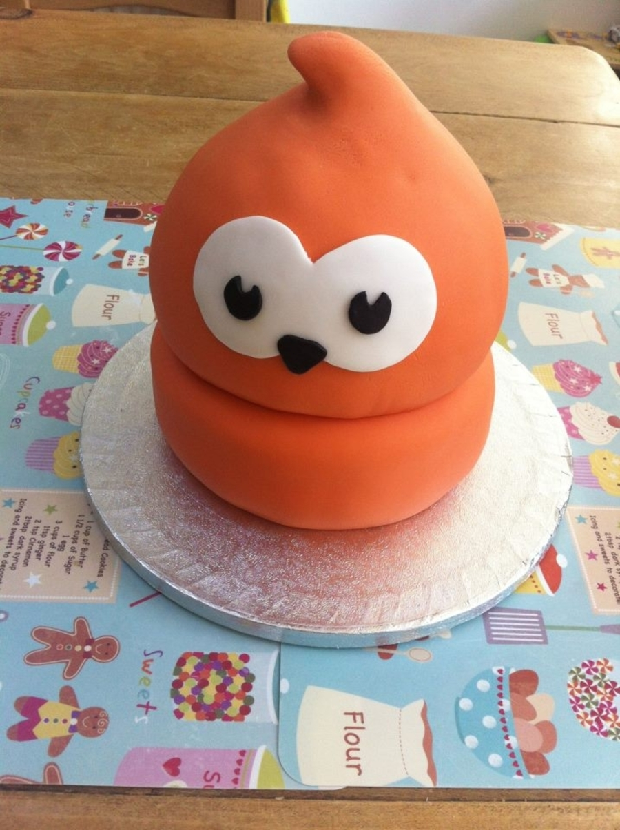 Edf Zingy Cake on Cake Central