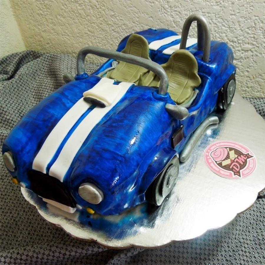 Shelby Cobra CakeCentralcom