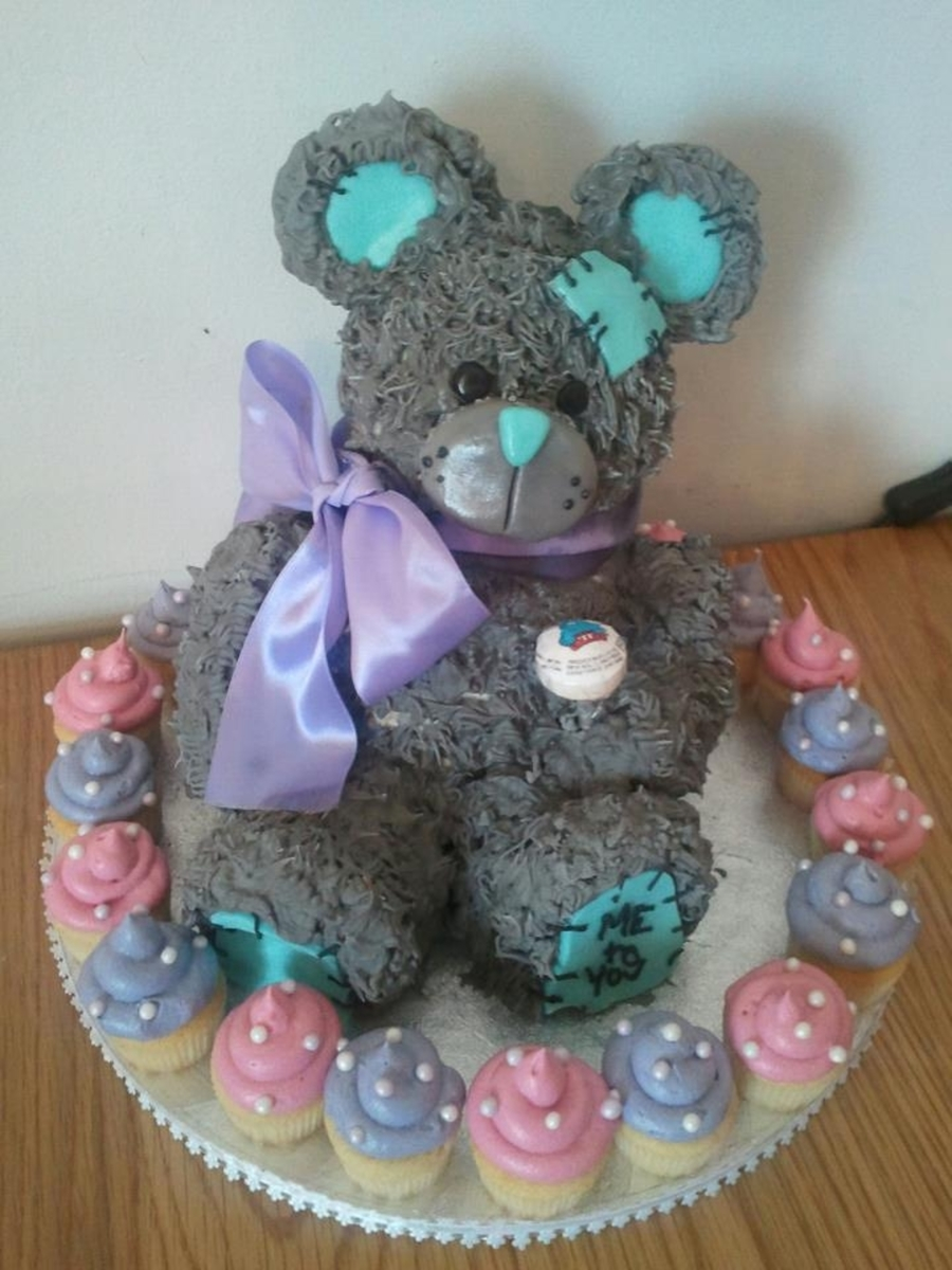 Tatty Teddy Cake on Cake Central