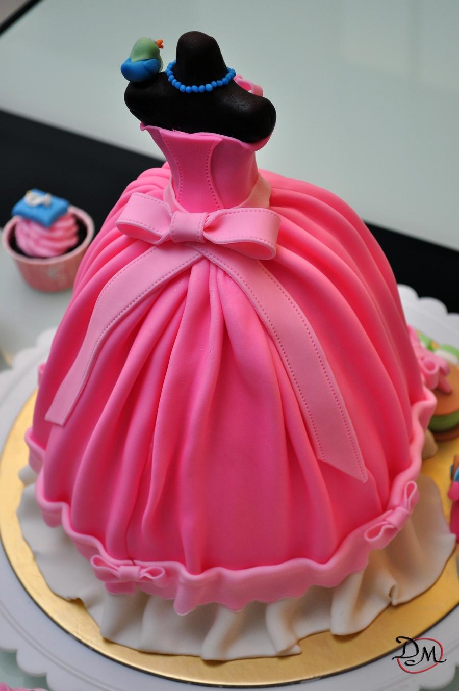 Cinderella Cake Cakecentral Com