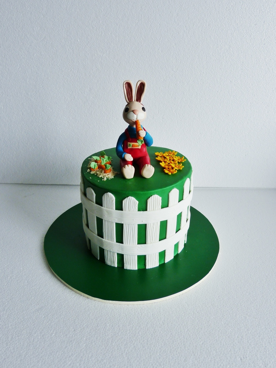 Harry The Bunny Cakecentral Com