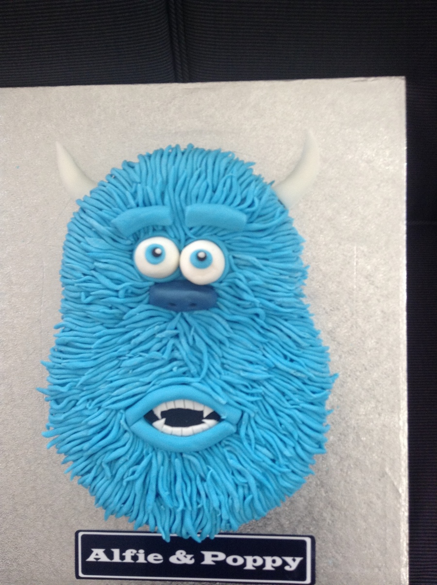 sully from monsters inc cakecentral com
