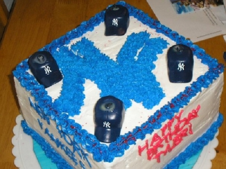 Ny Yankees on Cake Central