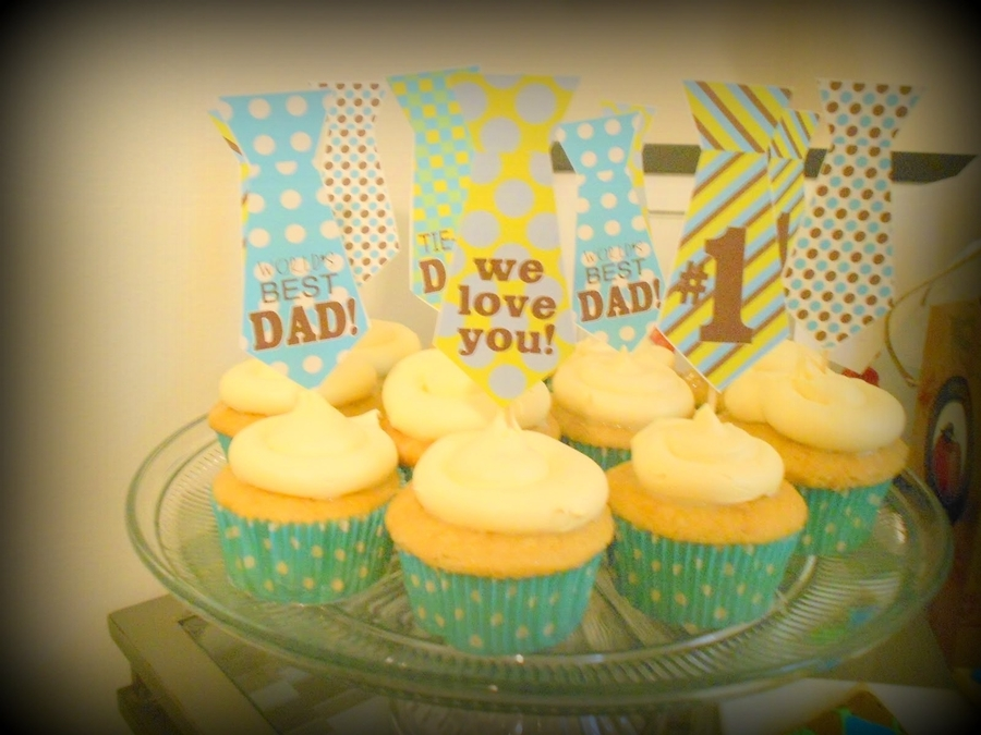 Father's Day Cupcakes on Cake Central