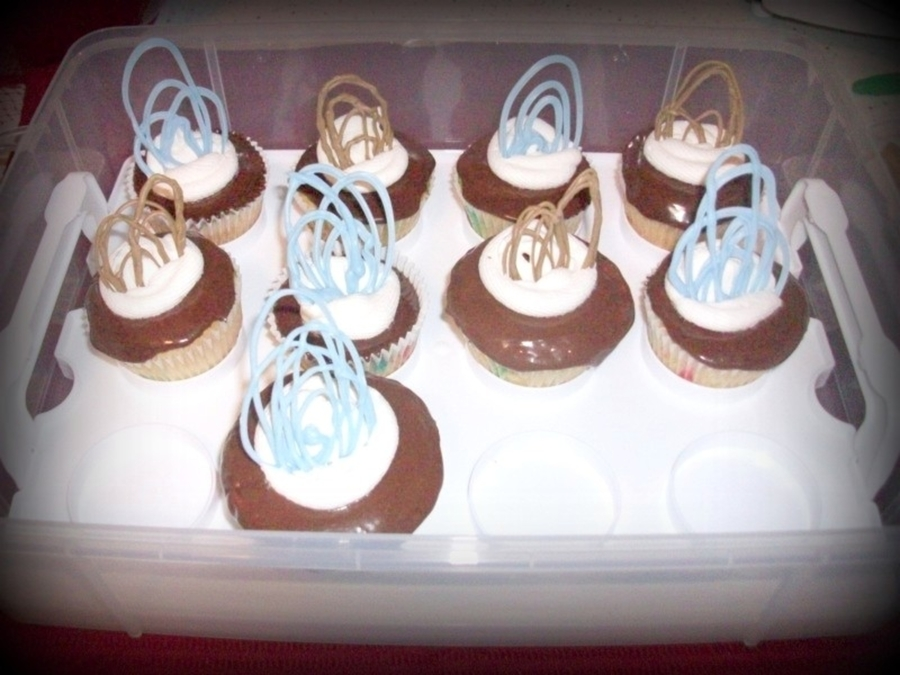 Chic Cupcakes on Cake Central