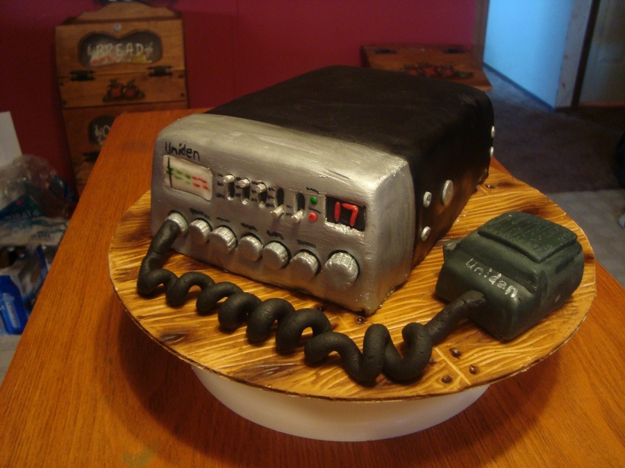 Cb Radio on Cake Central