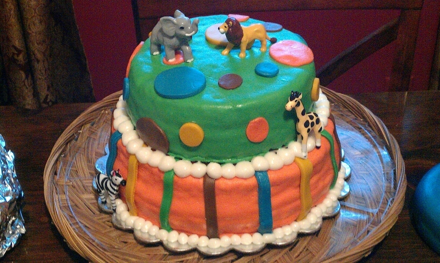 Safari on Cake Central