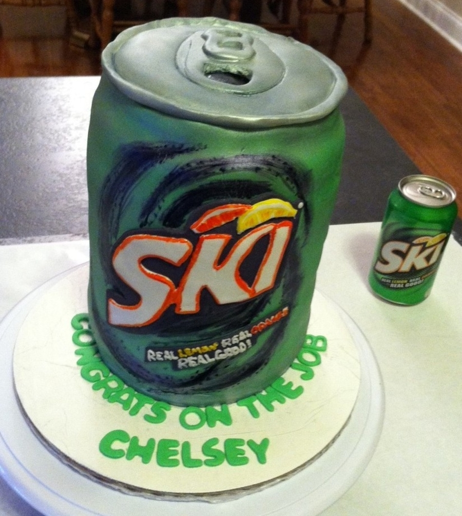 My Favorite Soda  on Cake Central