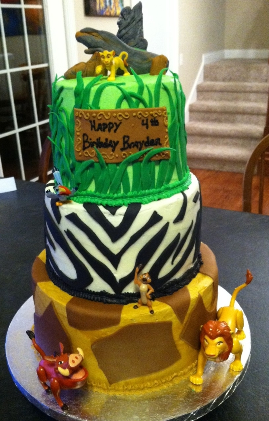 Hakuna Matada! on Cake Central