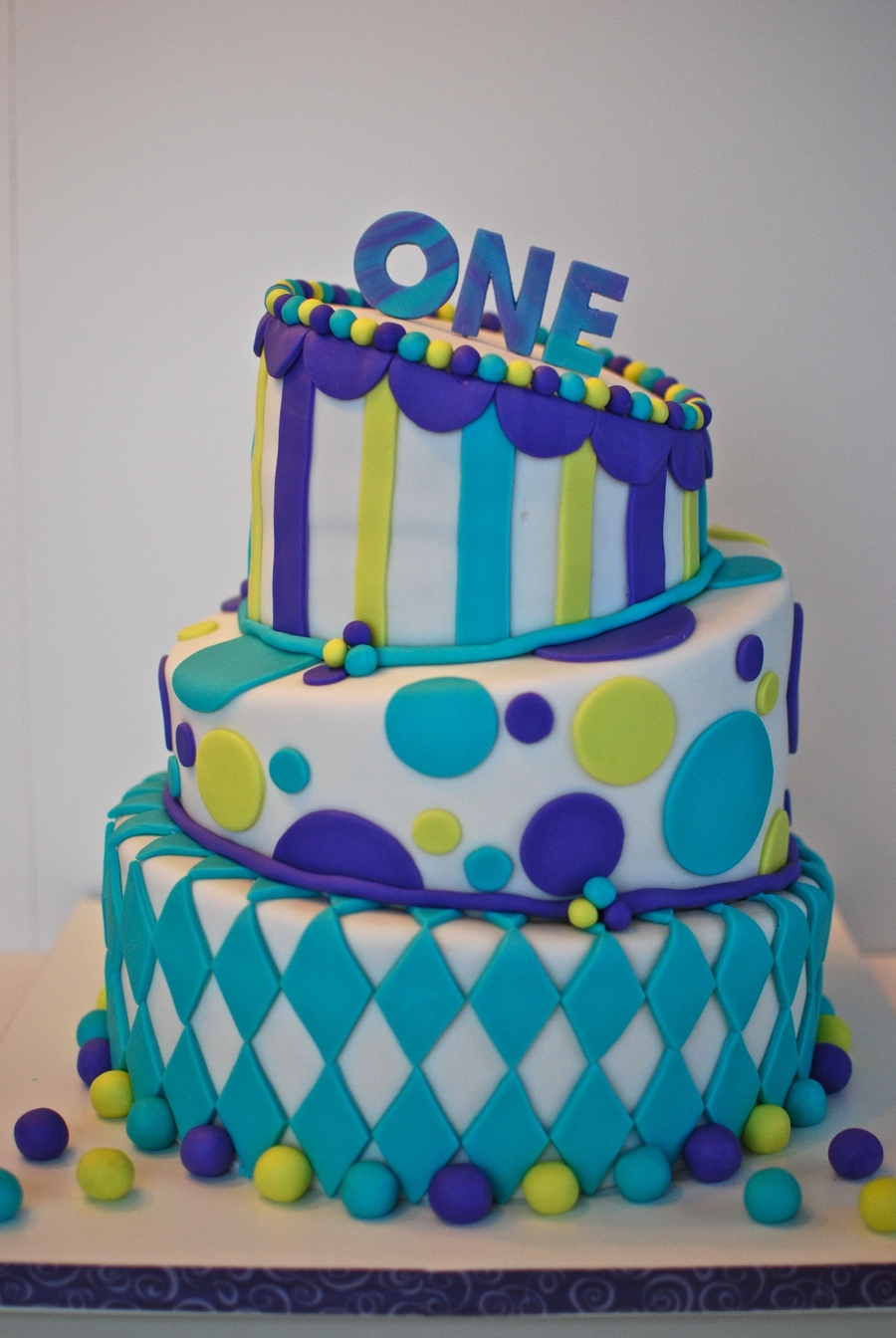 Topsy Tealy on Cake Central