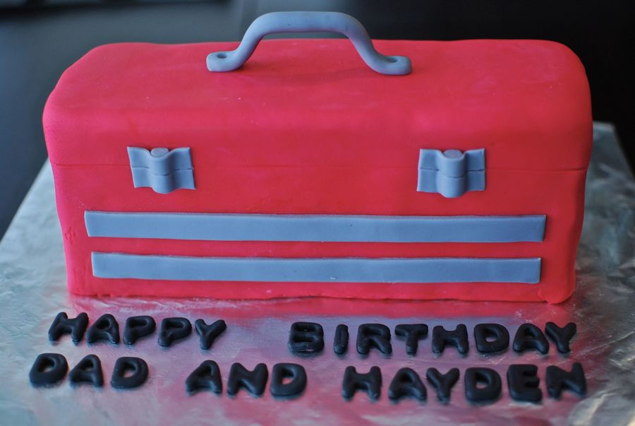 Tool Box1  on Cake Central