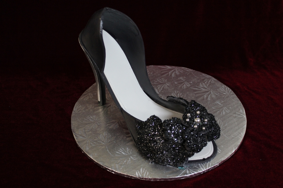 My First Shoe on Cake Central