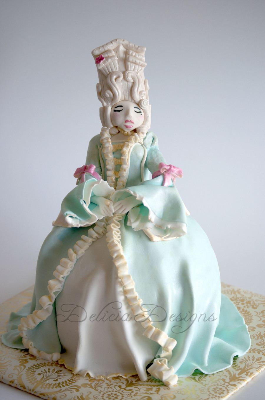 Marie Antoinette Cakes Recipes