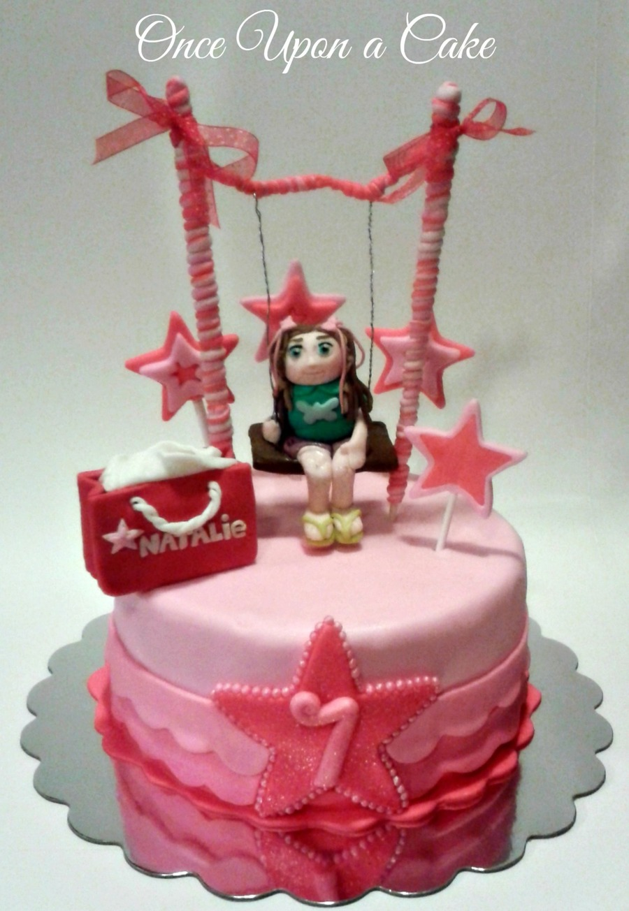 american girl doll cake american doll cake cakecentral 1292