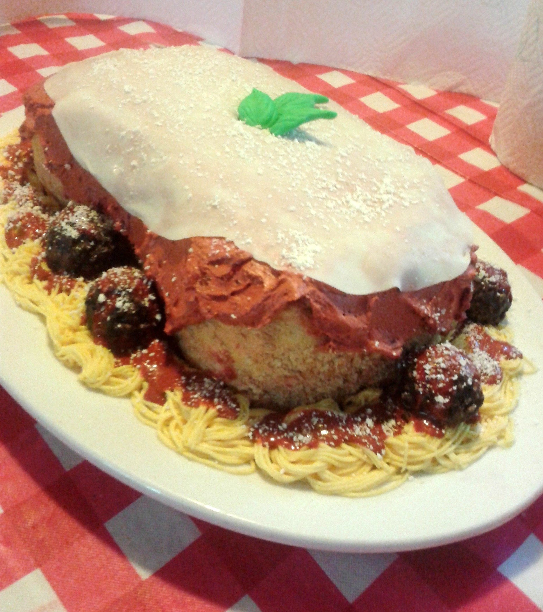 Chicken Parm Cakecentral