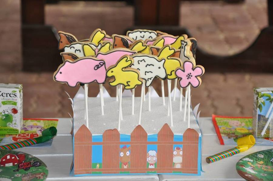 Farmyard Cookies on Cake Central