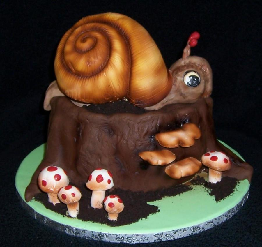 The Snail Cake Cakecentral
