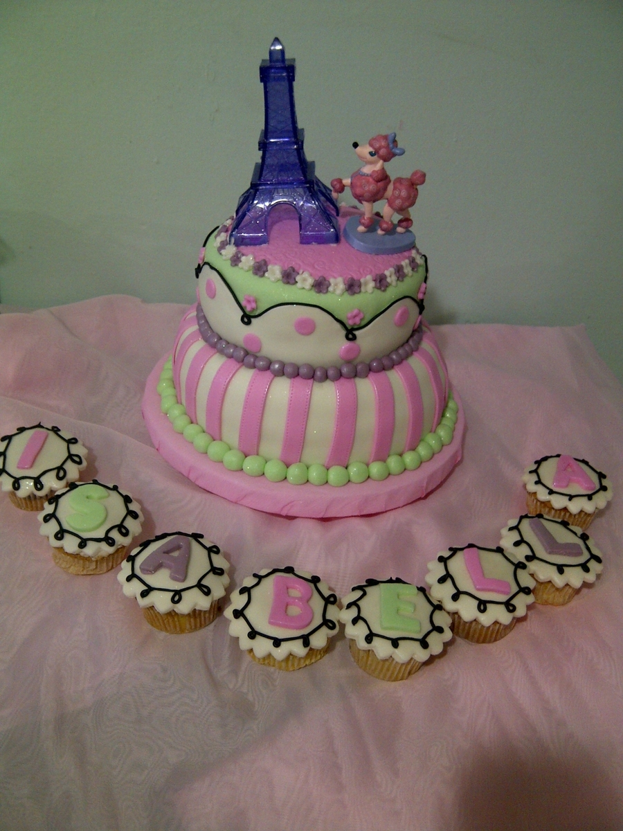 Pink Poodle on Cake Central
