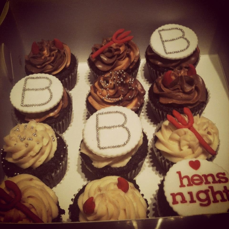 Hens Night Cupcakes on Cake Central