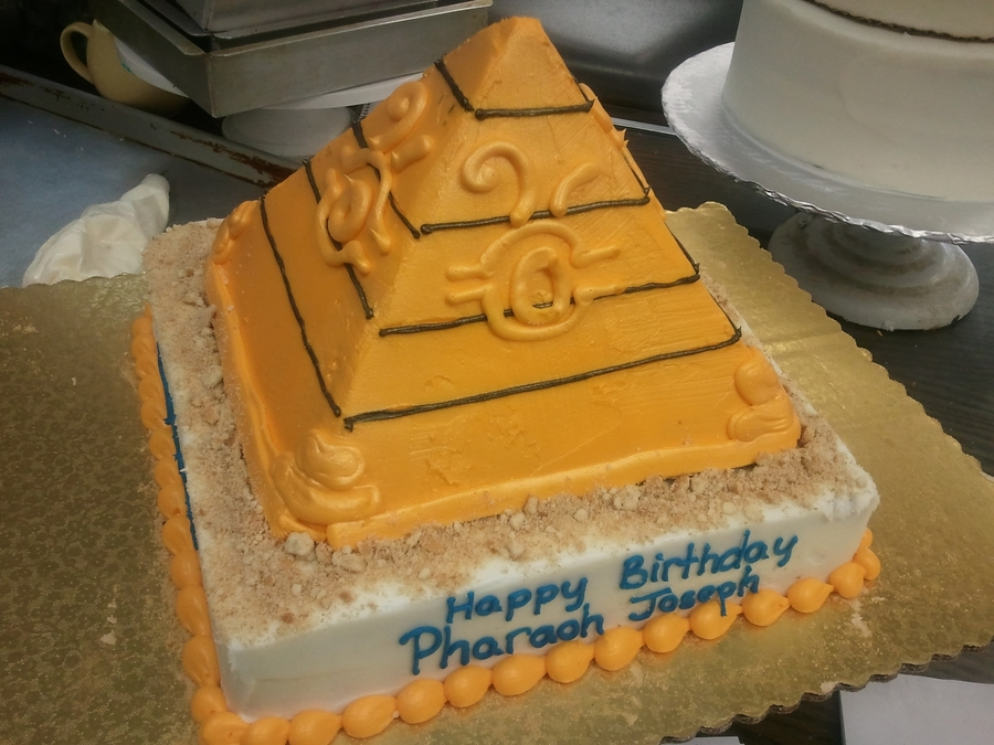 Cool Egyptian Cake Cakecentral Com Funny Birthday Cards Online Necthendildamsfinfo