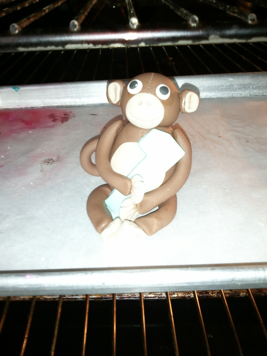 Monkey on Cake Central