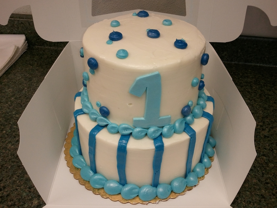 First Birthday on Cake Central