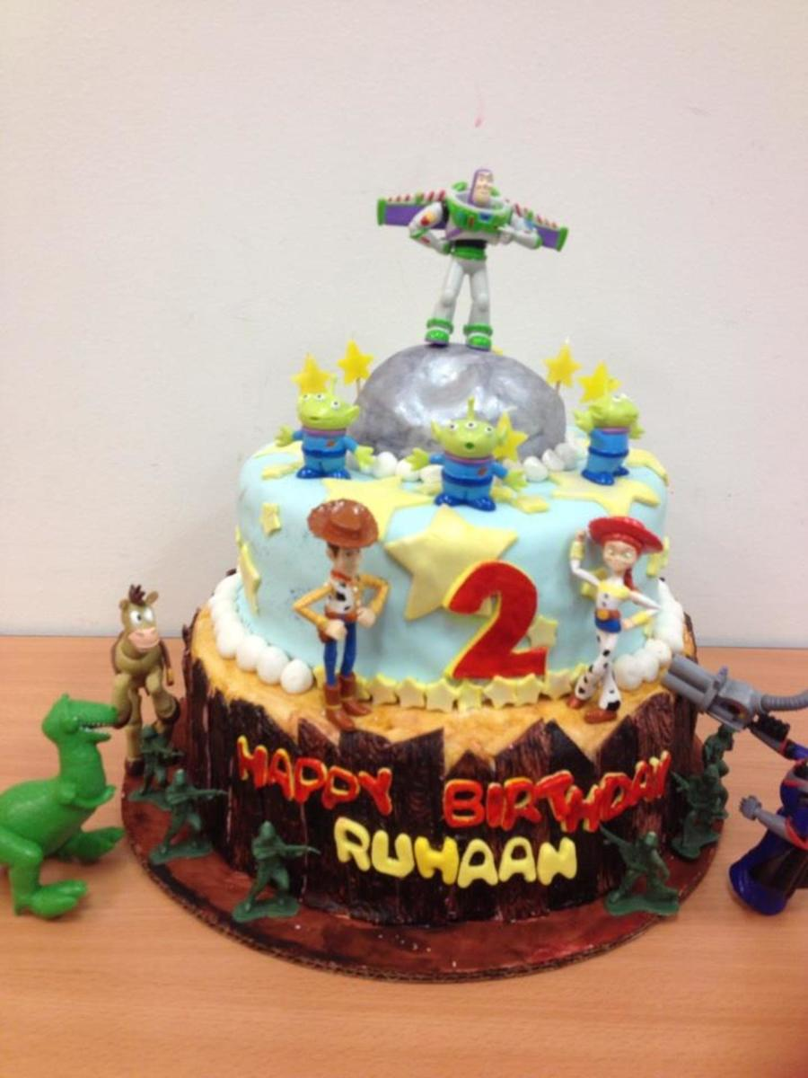 Toy Story Birthday Cake on Cake Central