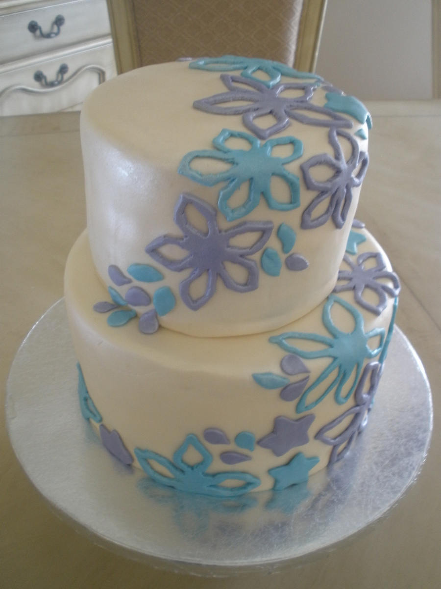 Peacock Quinceanera Cake Cakecentral Com