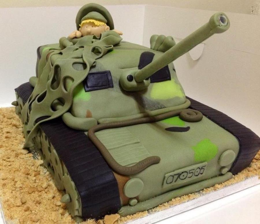 Army tank cake recipes