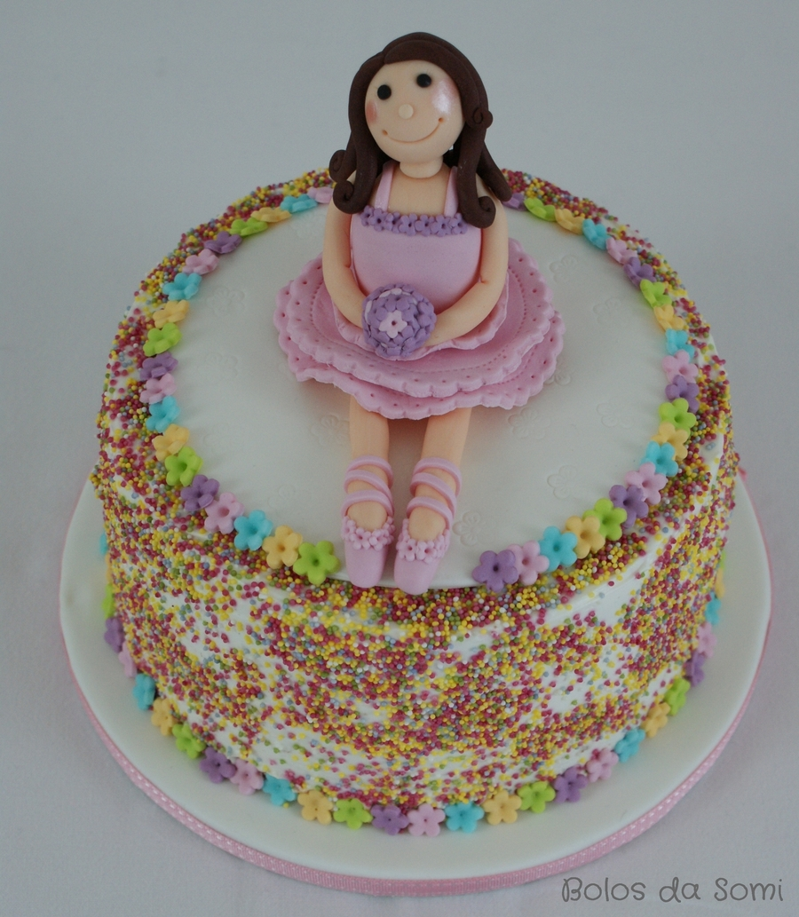 Bailarina on Cake Central