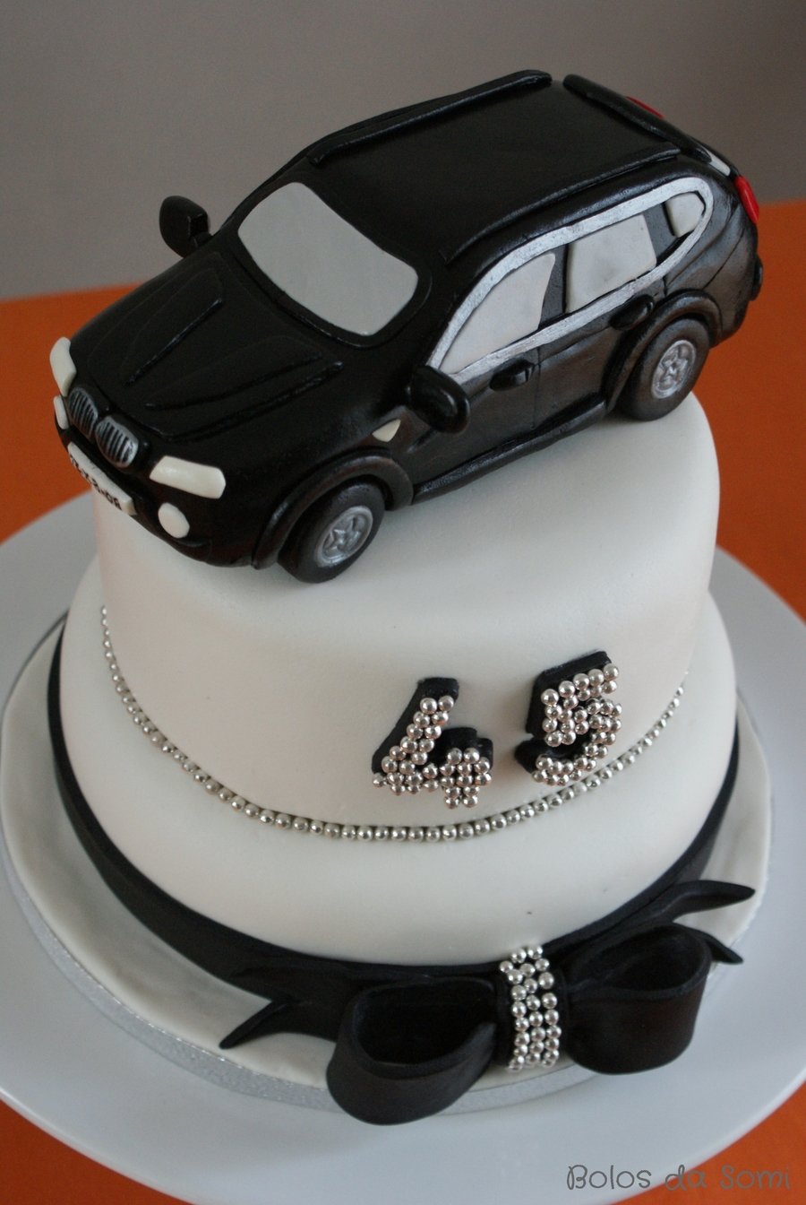 Bmwx3 on Cake Central